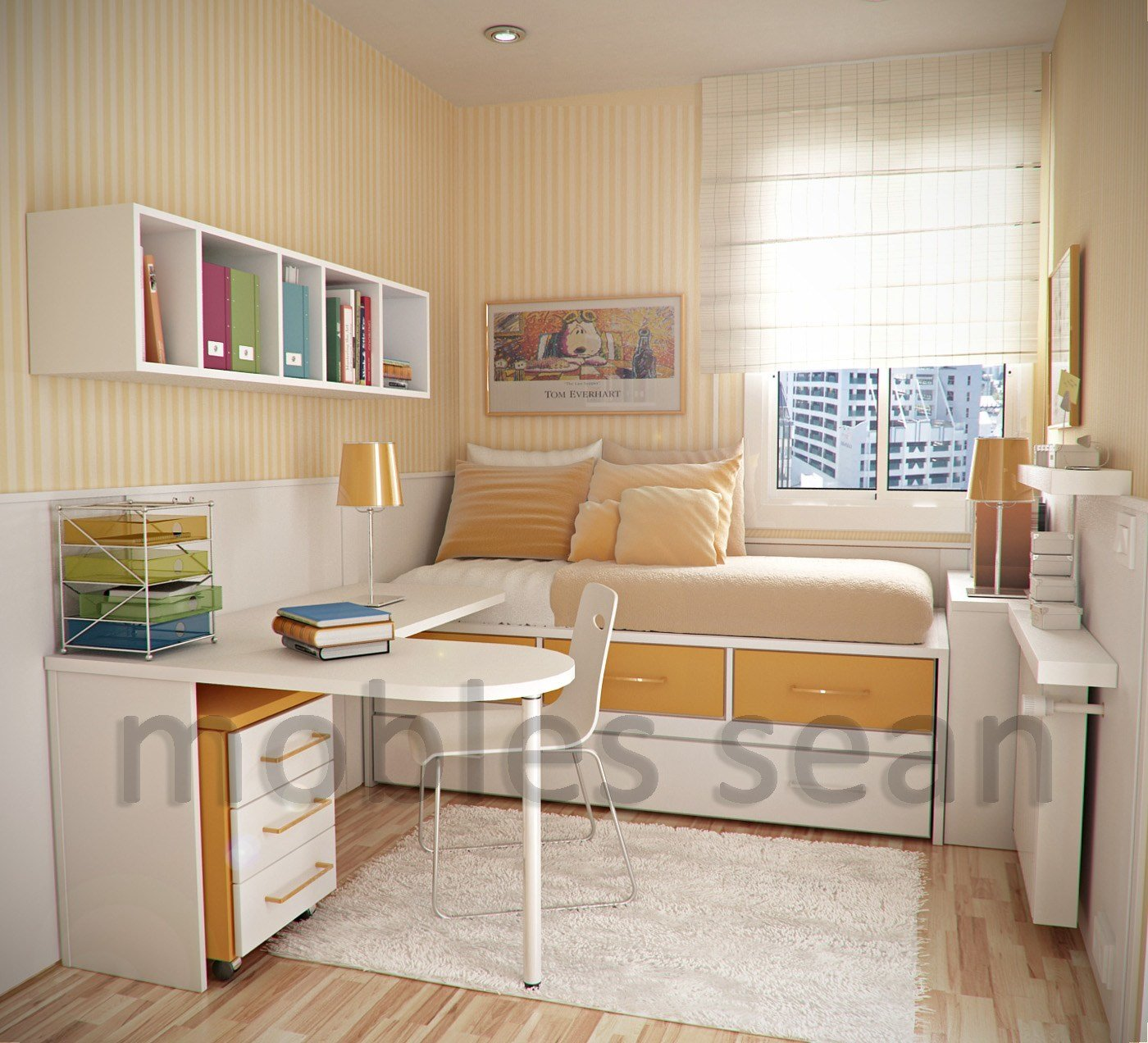 Best Space Saving Designs For Small Kids' Rooms Home Decoz With Pictures