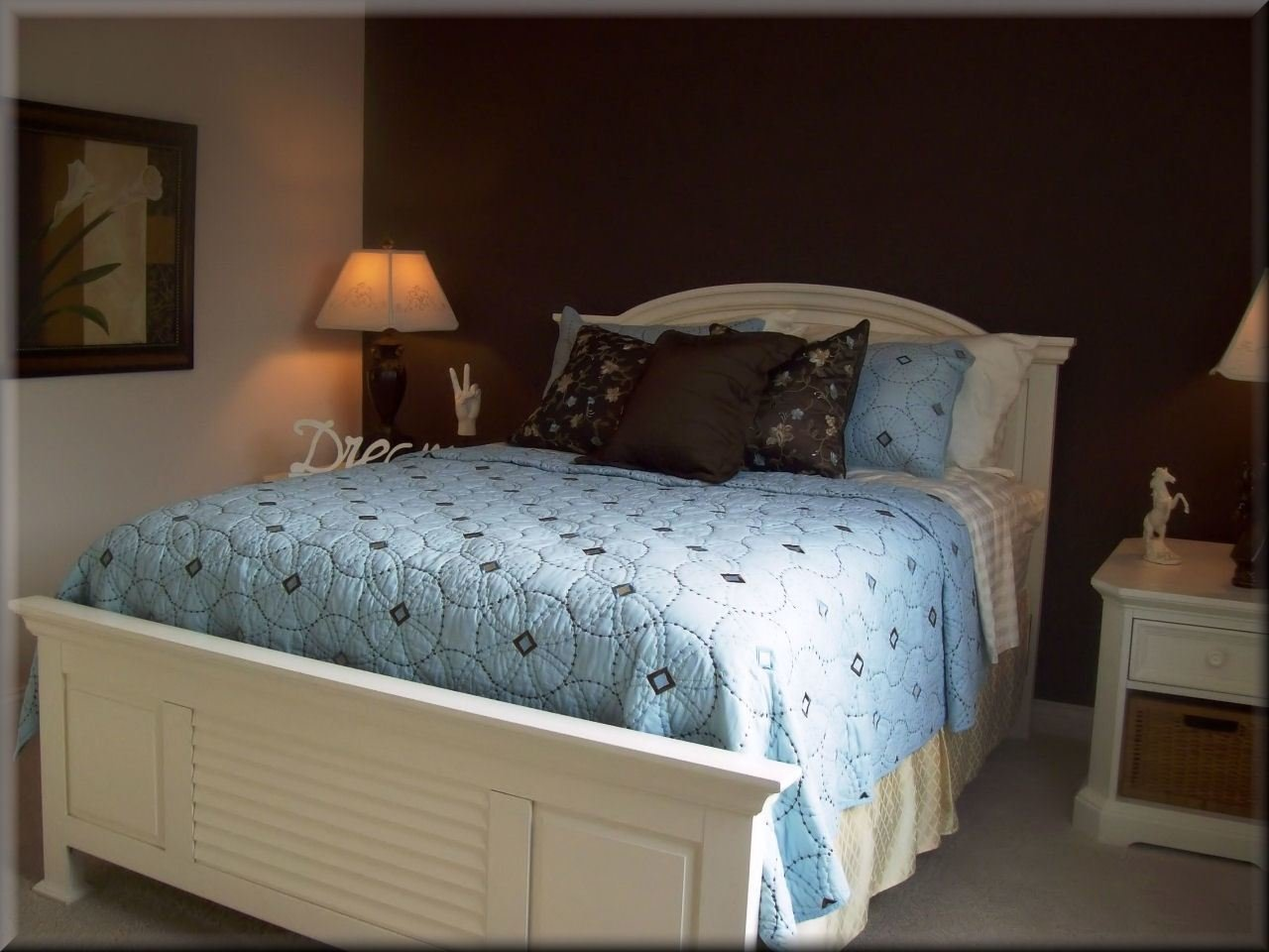 Best Brown Bedroom Wall Colors Designs With Pictures