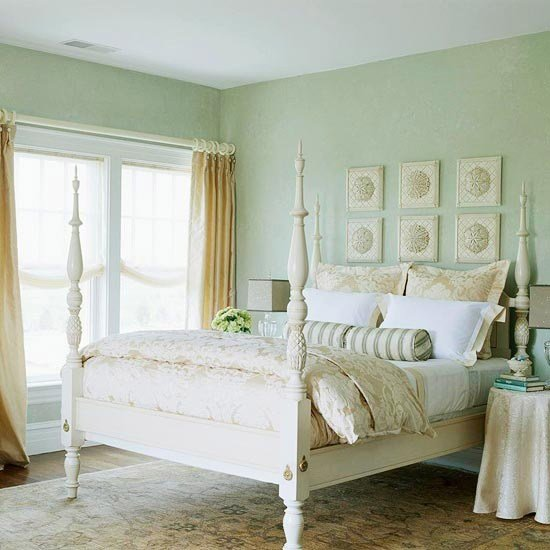 Best Sage Green And White Bedroom Designs With Pictures