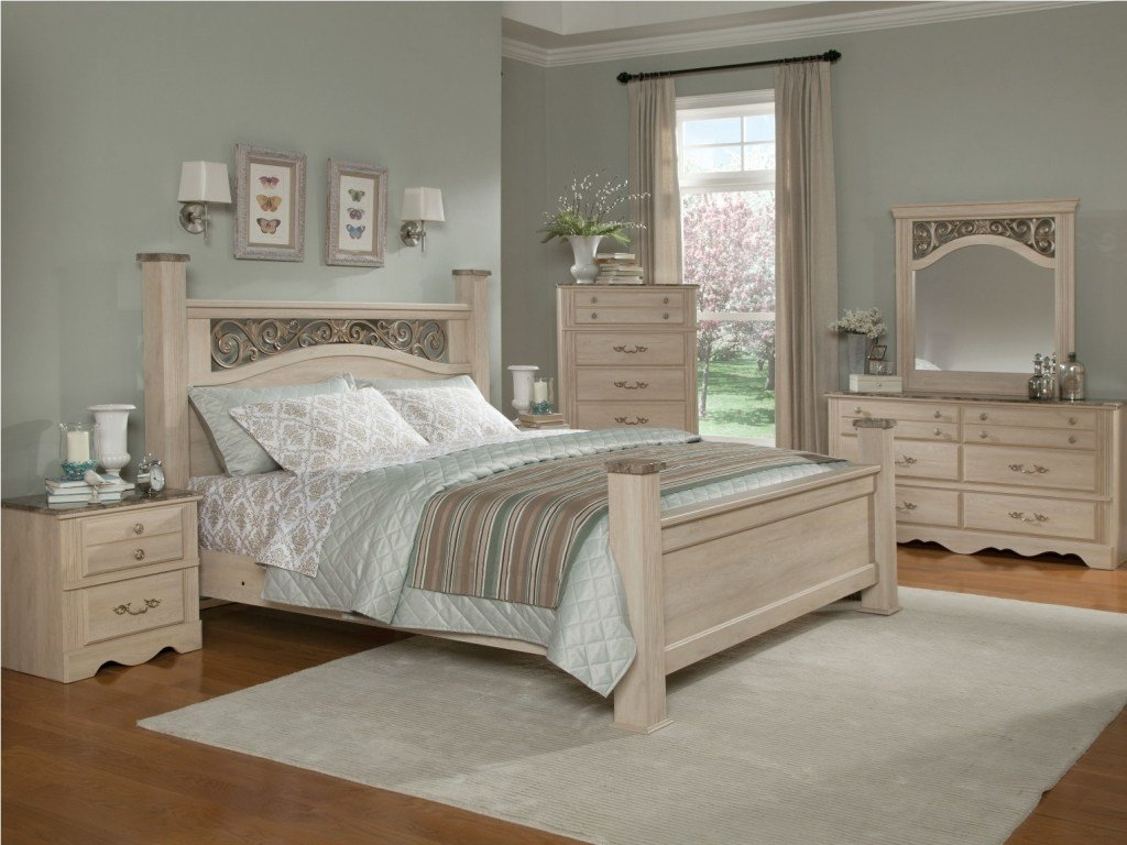 Best Bedroom Cream 4 Poster Bed Pictures Decorations With Pictures