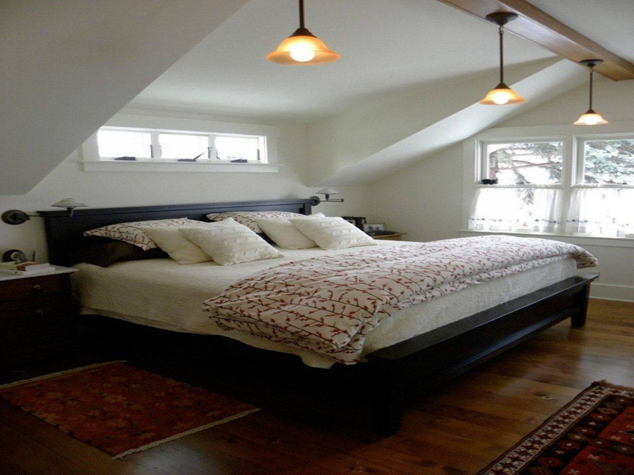 Best Shed Dormer Inside Bedroom Small Windows Above Bed Designs With Pictures