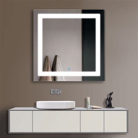 Best Mirrors With Lights Around Them Image And Description With Pictures