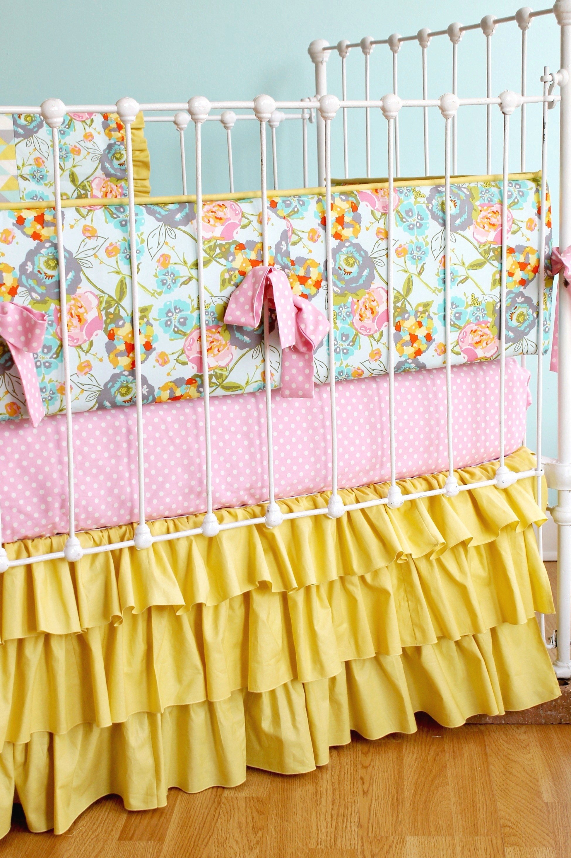 Best Lily Belle Yellow Baby Bedding Lottie Da Baby With Pictures