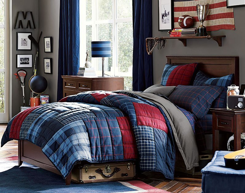 Best Teenage Boys Bedroom Ideas Basketball Lover Pbteen With Pictures