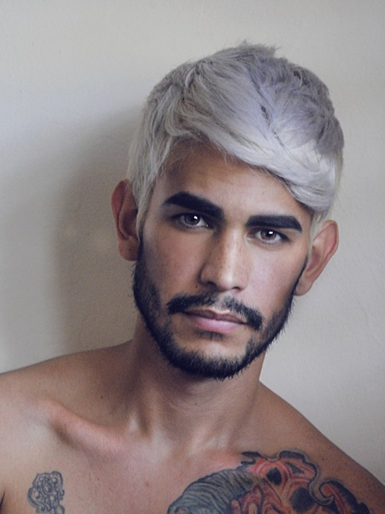 Free 2014 Men's Hair Color Trends Pouted Online Magazine Wallpaper
