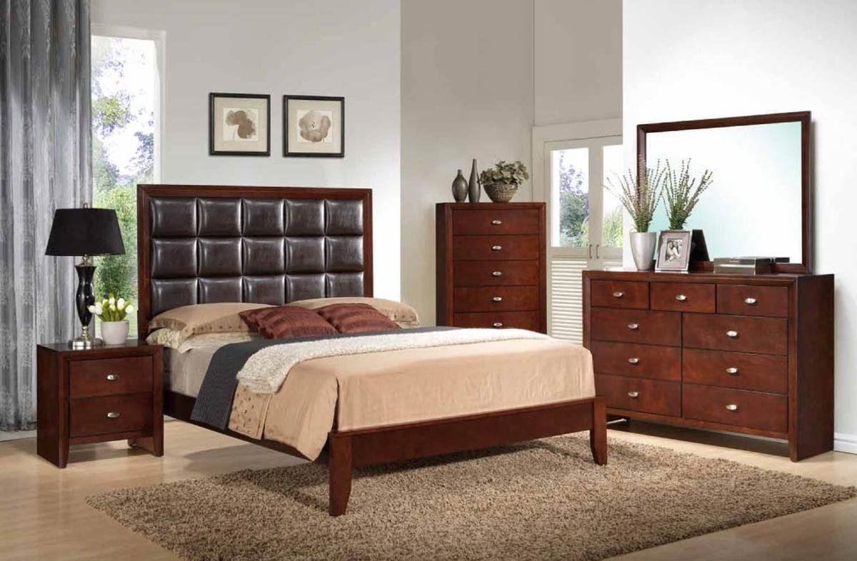 Best Refined Quality Contemporary Modern Bedroom Sets Columbus With Pictures