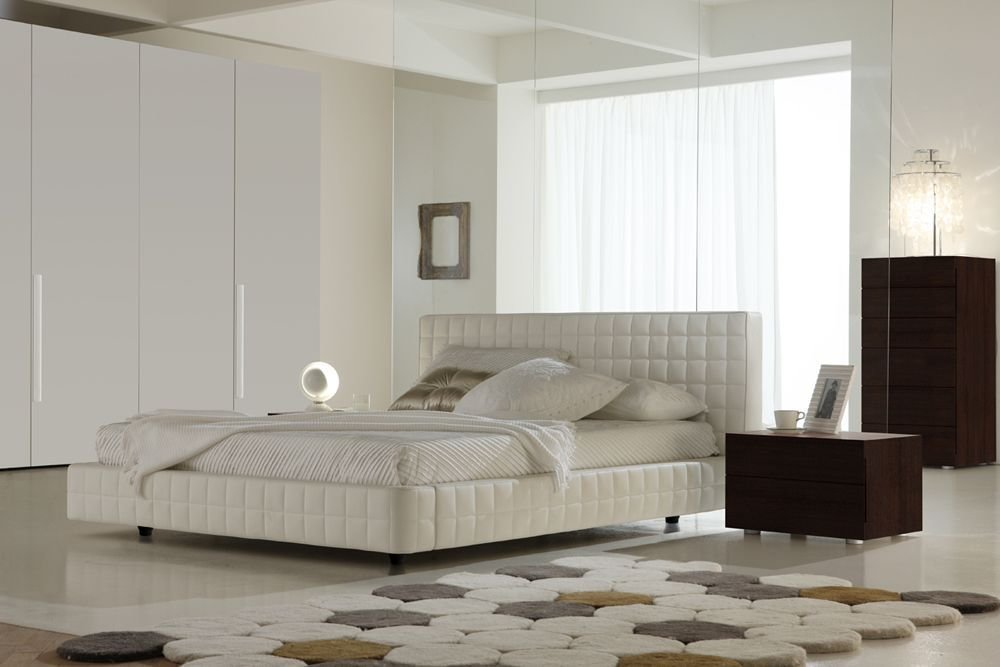 Best Made In Italy Leather Platform Bedroom Sets With Tufted Modern Bed Fort Worth Texas Rstalix With Pictures
