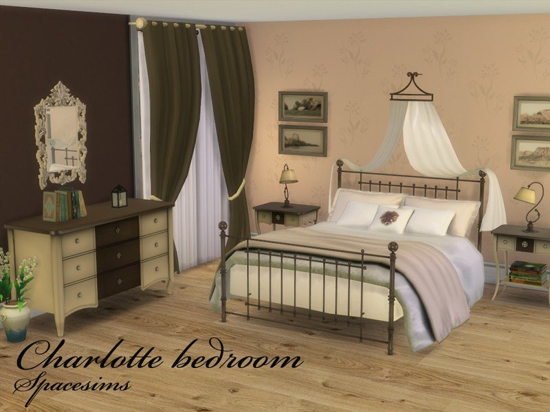 Best Spacesims Charlotte Bedroom With Pictures
