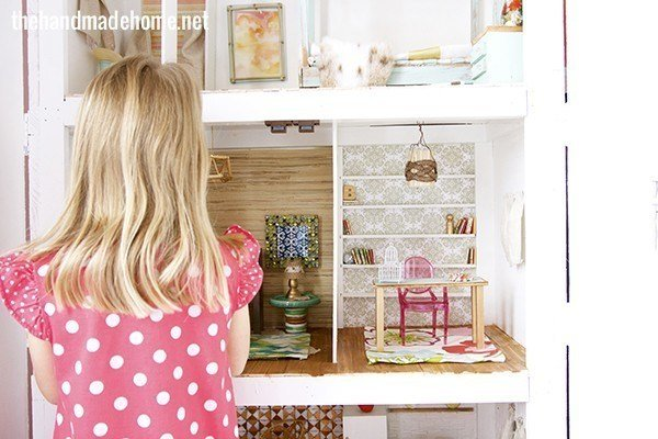 Best How To Make A Dollhouse Bedroom The Handmade Home With Pictures