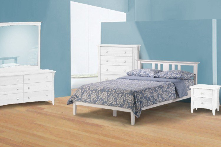 Best Bedroom Furniture Sets Shaker White Bedroom Suite The With Pictures