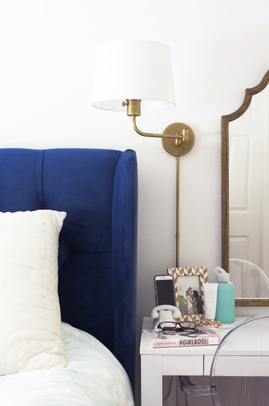 Best Our Bedroom Sconces At Home In Love With Pictures