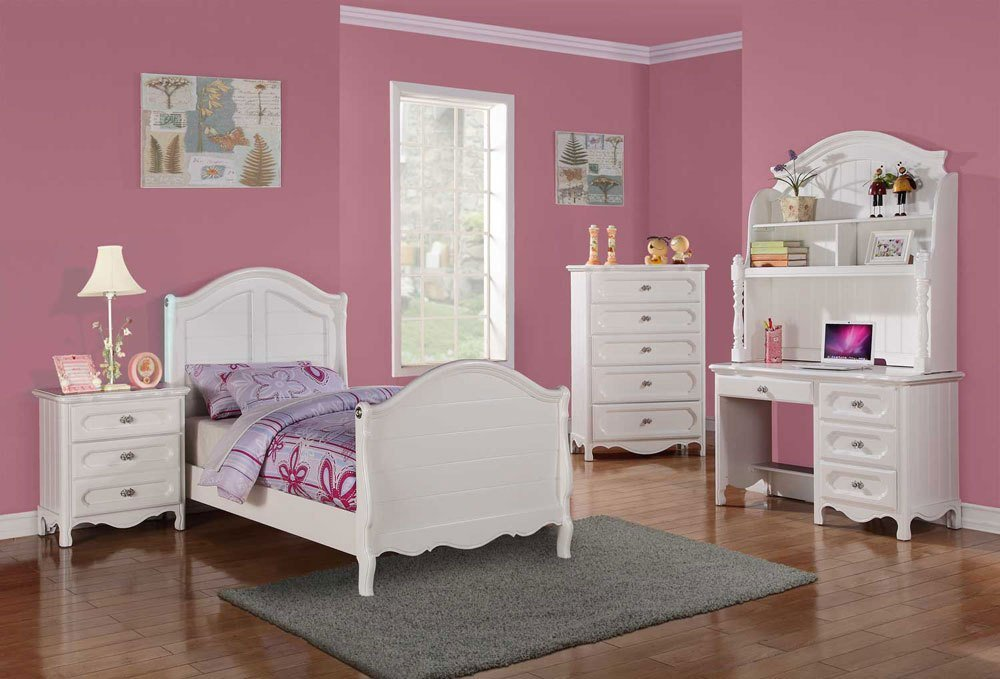 Best White Kids Bedroom Set Heyleen Kids Bedroom With Pictures