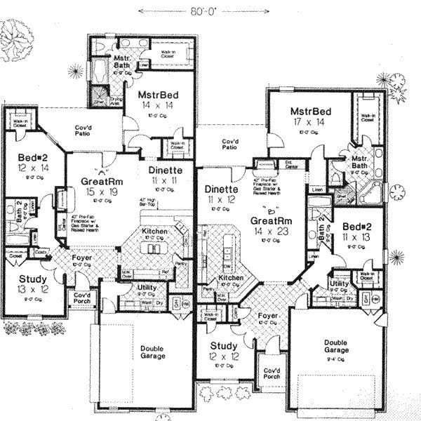 Best Inspirational 6 Bedroom Double Storey House Plans New With Pictures