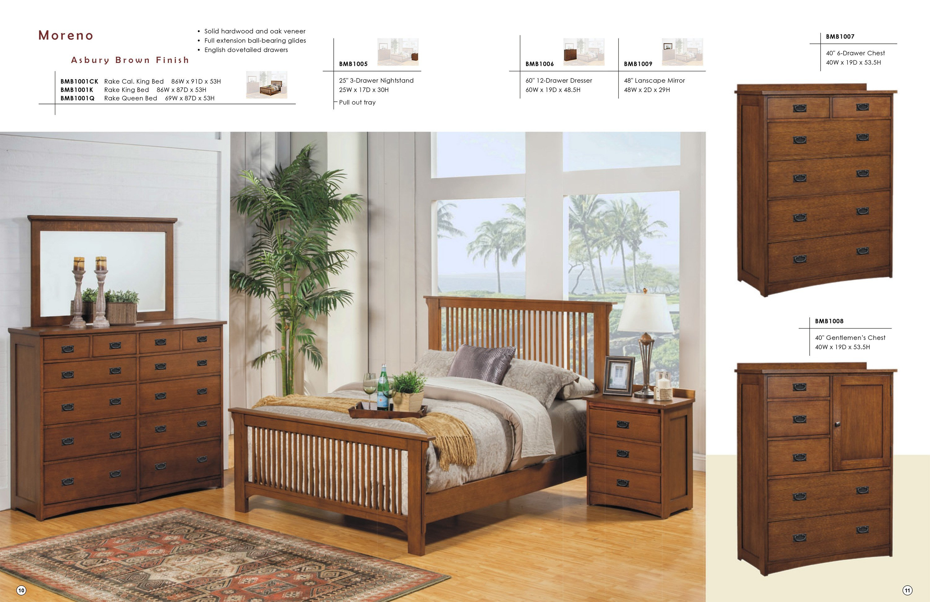 Best Low Prices • Winners Only Moreno Bedroom Furniture • Al With Pictures