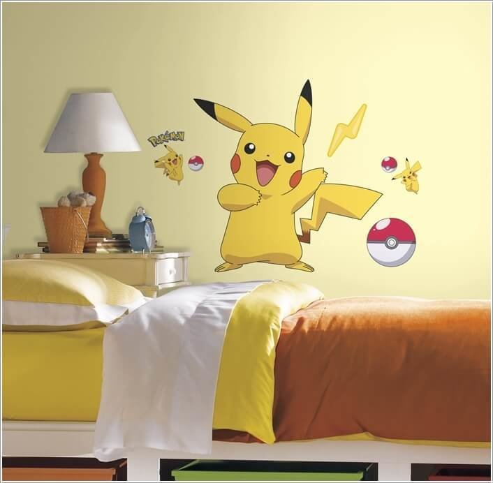 Best Have A Look At These Cool Pokemon Bedroom Ideas With Pictures