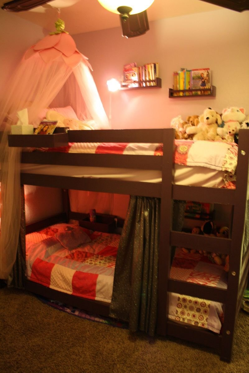 Best Ana White Bunk Beds For A Small Room Diy Projects With Pictures