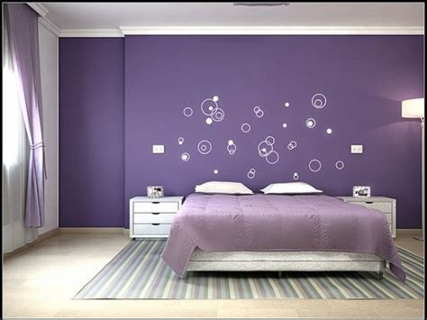 Best Way To Decorate A Teenage Girls Bedroom With Purple With Pictures