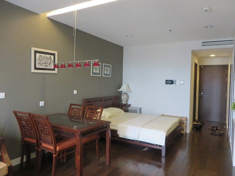 Best Renting Nice Apartment With 1 Bedroom 1 Bathroom In Lancaster Tower Ba Dinh Hanoi With Pictures Original 1024 x 768