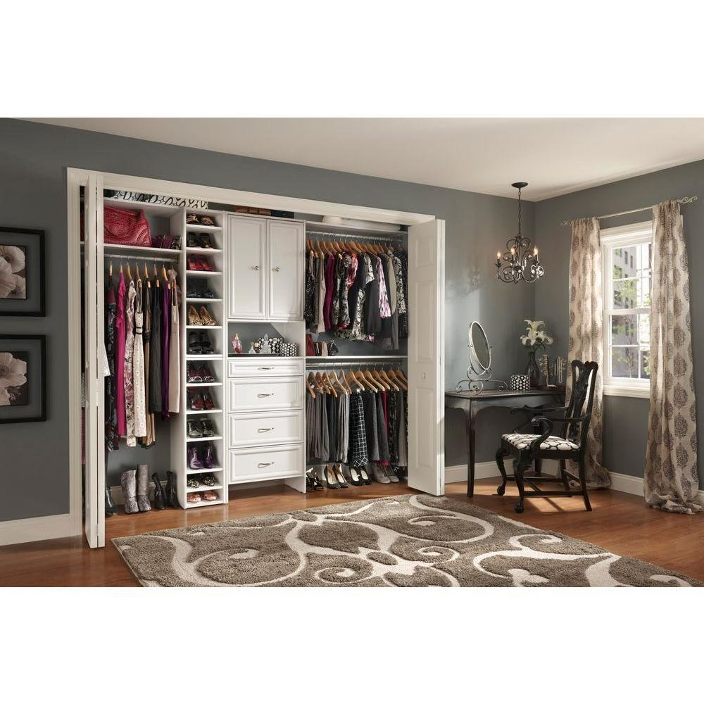 Best Bedroom Enchanting Home Depot Closet Organizer For Your With Pictures