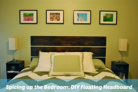 Best Spicing Up The Bedroom Diy Floating Headboard – Engaged With Pictures