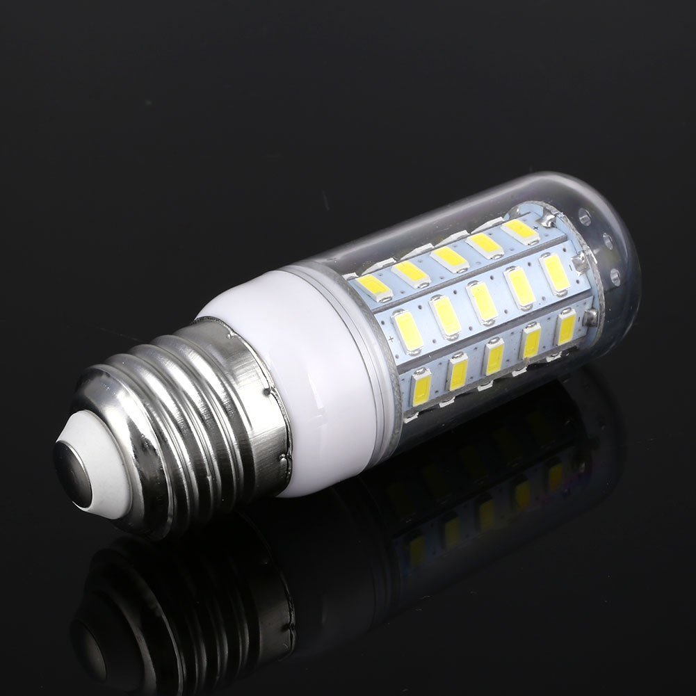 Best 110V 9W Smd 5730 Corn 48 Led Bulb Home Bedroom Lighting With Pictures