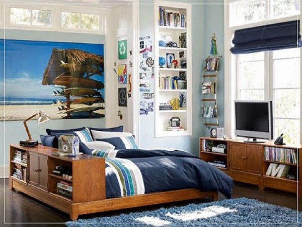 Best Beach Decor Bedrooms Young *D*Lt Boys Bedroom Ideas T**N With Pictures