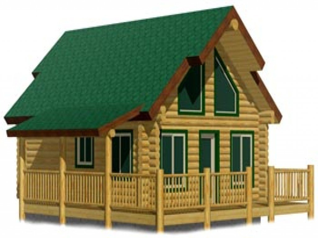 Best 2 Bedroom Log Cabin Homes Kits Inside A Small Log Cabins With Pictures