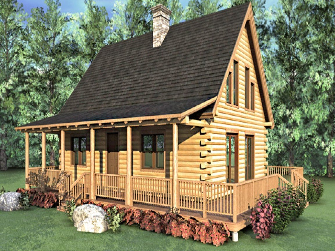 Best 2 Bedroom Log Cabin Home Plans 2 Bedroom Log Cabin With With Pictures