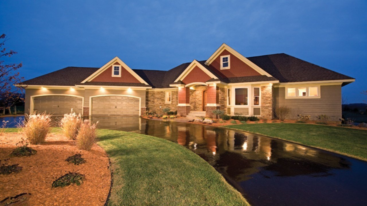 Best 4 Bedroom Ranch House Plans 5 Bedroom Ranch Home Designs With Pictures