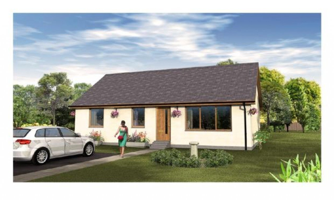 Best 2 Bedroom Bungalow House Design Cottage 2 Bedroom Homes 2 With Pictures