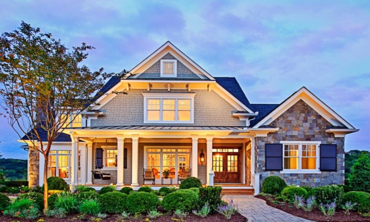 Best Craftsman Cottage Style House Plans Craftsman House Plan With Pictures