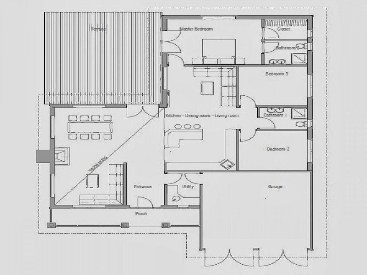 Best Affordable 6 Bedroom House Plans 7 Bedroom House With Pictures