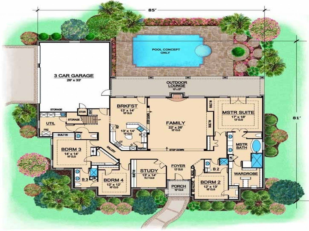 Best Sims 3 5 Bedroom House Floor Plan Sims 3 Teenage Bedrooms With Pictures