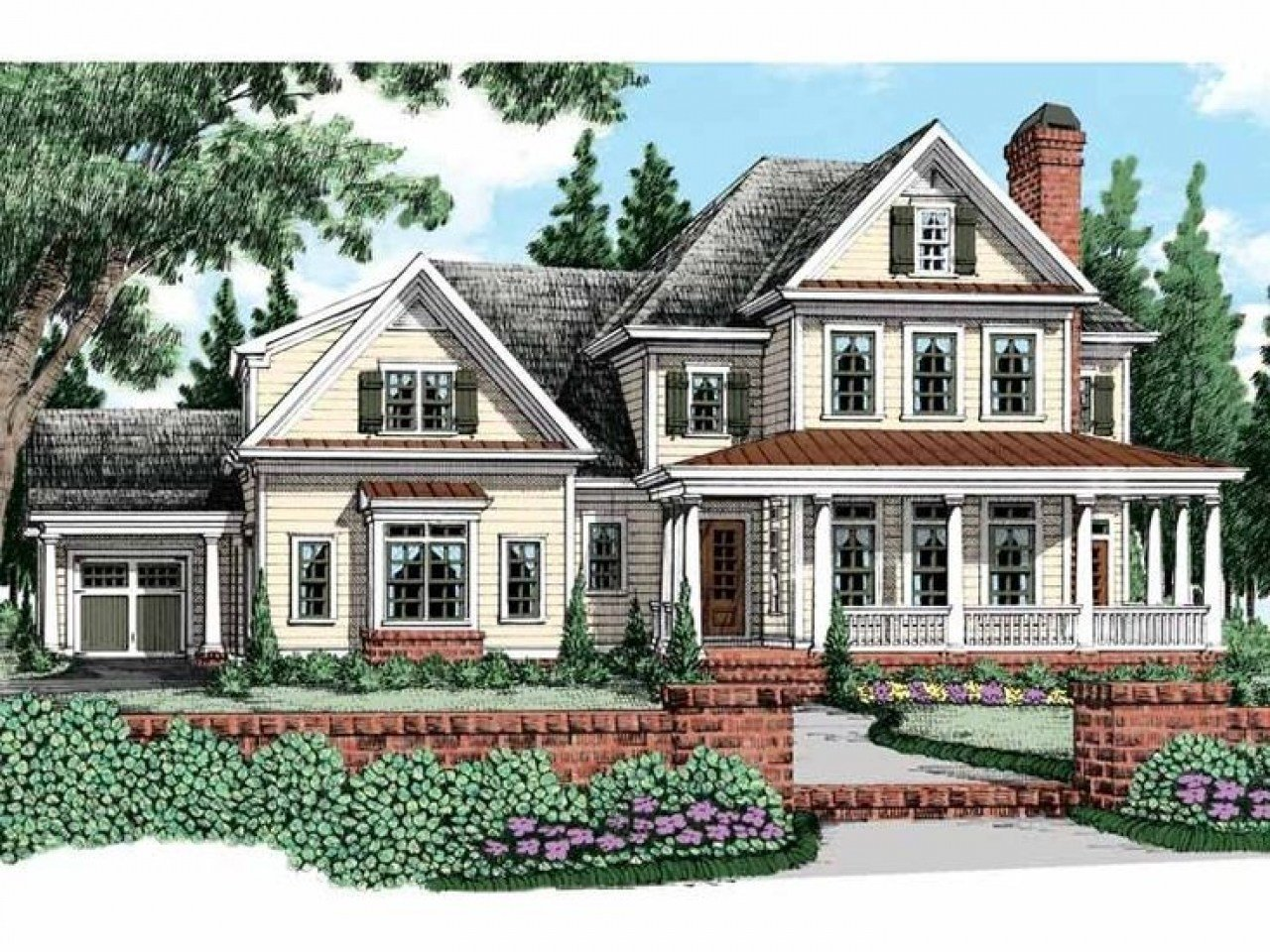 Best Modern Farmhouse Plans 4 Bedroom 4 Bedroom Farmhouse Plans With Pictures
