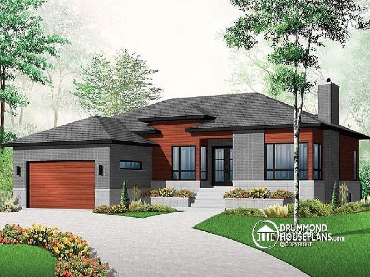 Best 3 Bedroom House Plans With Double Garage Luxury 3 Bedroom With Pictures