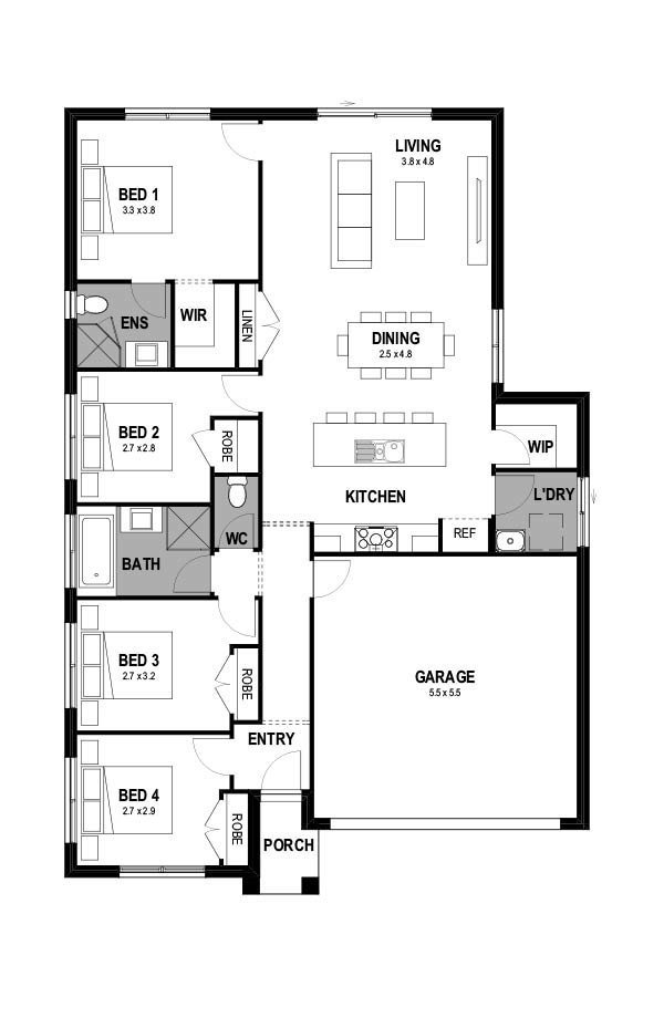 Best Modern House Design Flamingo Mojo Homes With Pictures