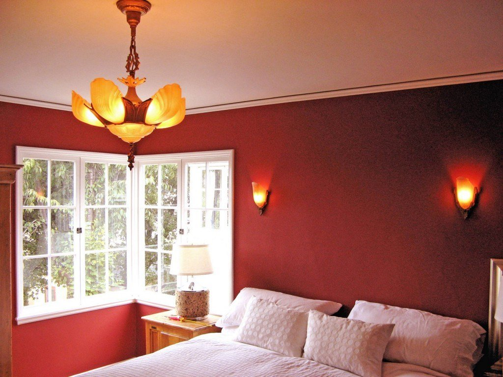 Best Romantic Red Bedroom Paint Ideas Quecasita With Pictures