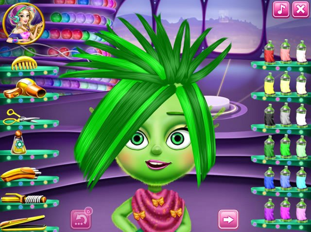 Free Play Disgust Real Haircuts Free Online Games With Qgames Org Wallpaper