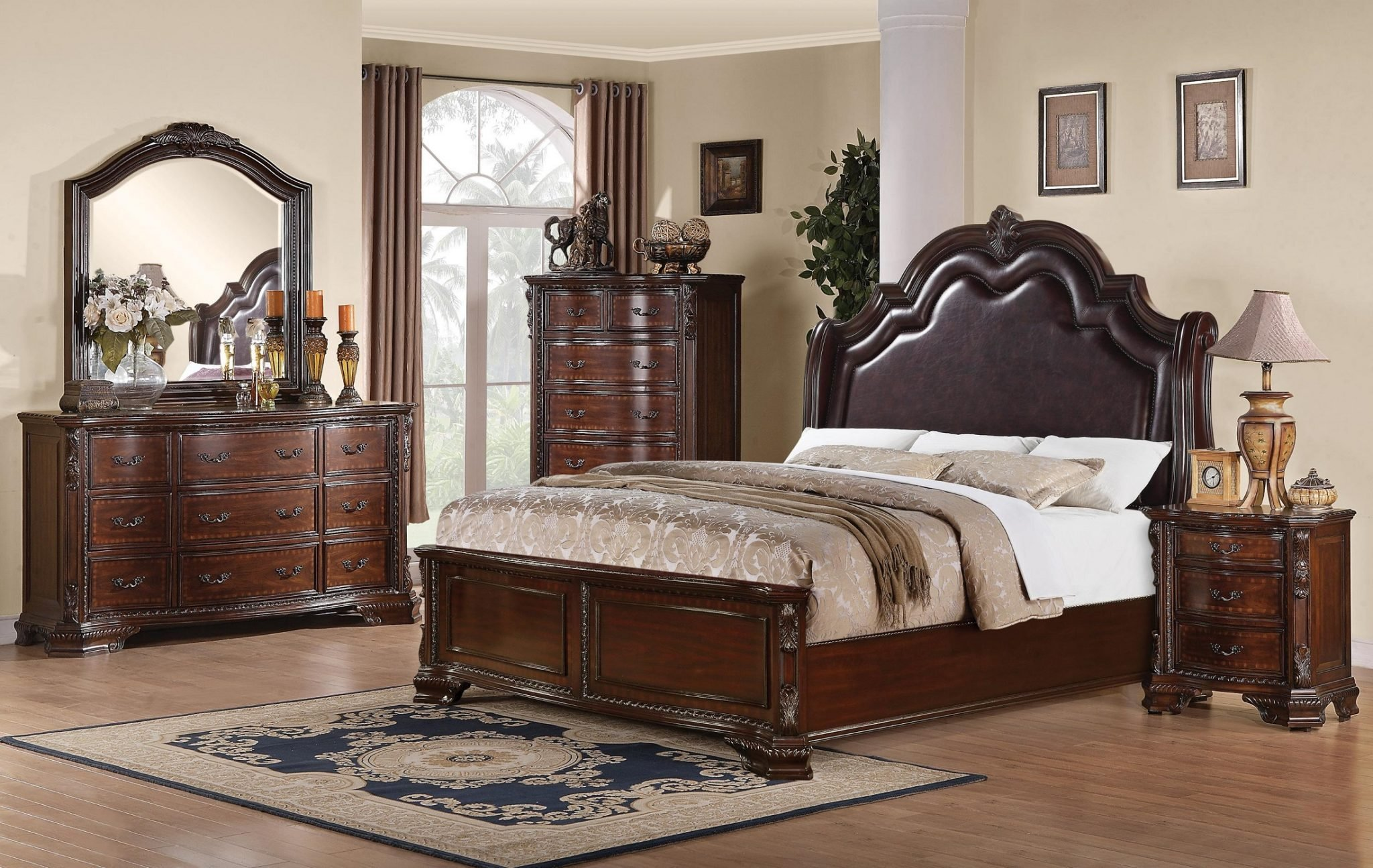 Best Coaster Furniture 4 Pc Maddison Panel Bedroom Set With Pictures