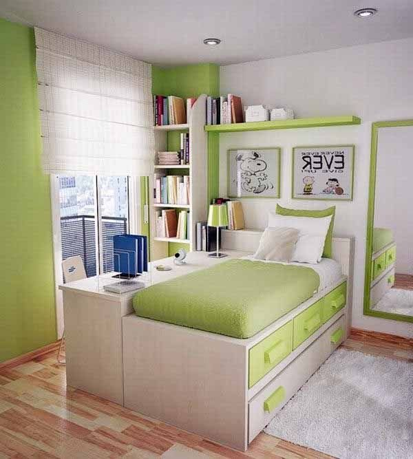 Best 38 Awesome Small Room Design Ideas… 15 35 38 Will Rock With Pictures