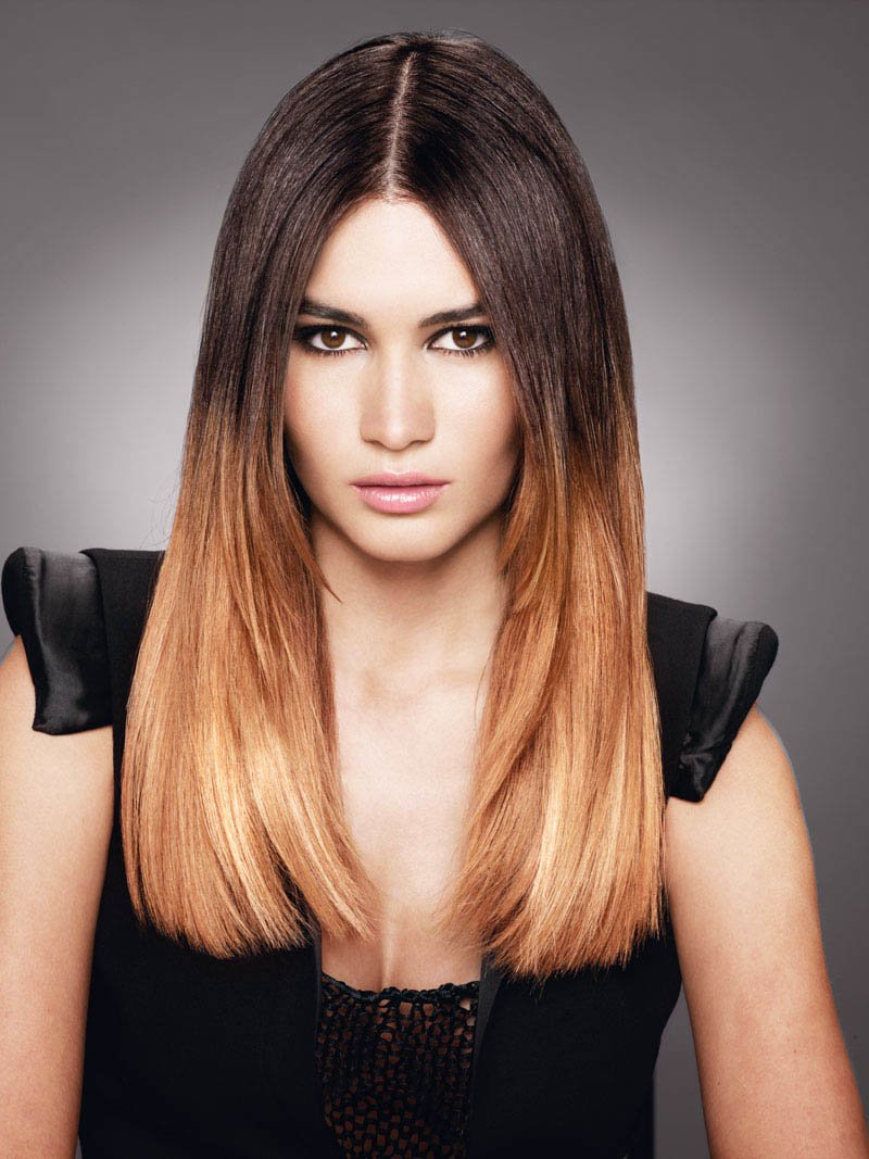 Free Ombre Hairstyles Beautiful Hairstyles Wallpaper