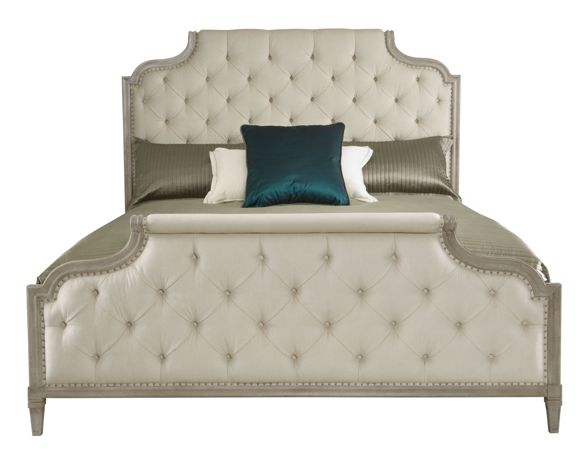 Best Upholstered Bed Bernhardt With Pictures