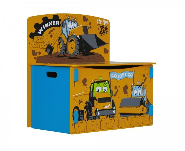 Best Kidsaw Jcb Bed Side Cabinet With Pictures