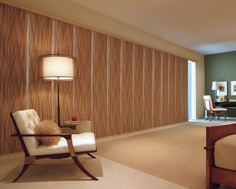 Best Blackout Window Treatments Bedroom Contemporary With Abda With Pictures