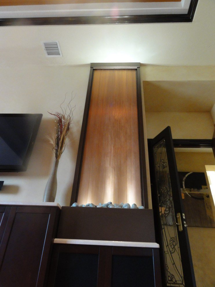 Best Contemporary Water Fountains Bedroom Contemporary With With Pictures