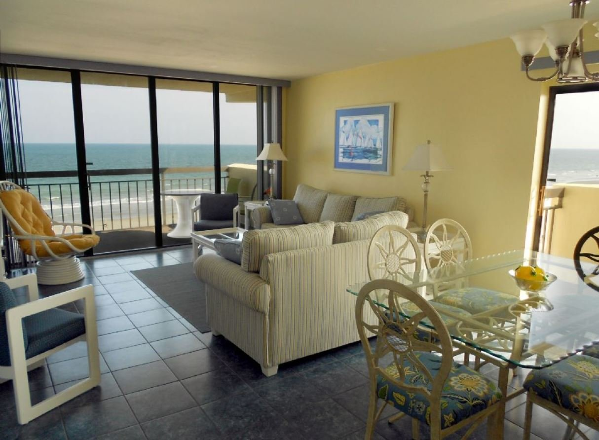 Best North Myrtle Beach South Carolina Usa Oceanfront 3 Bedroom Vacation Condo On The Beach With Pictures
