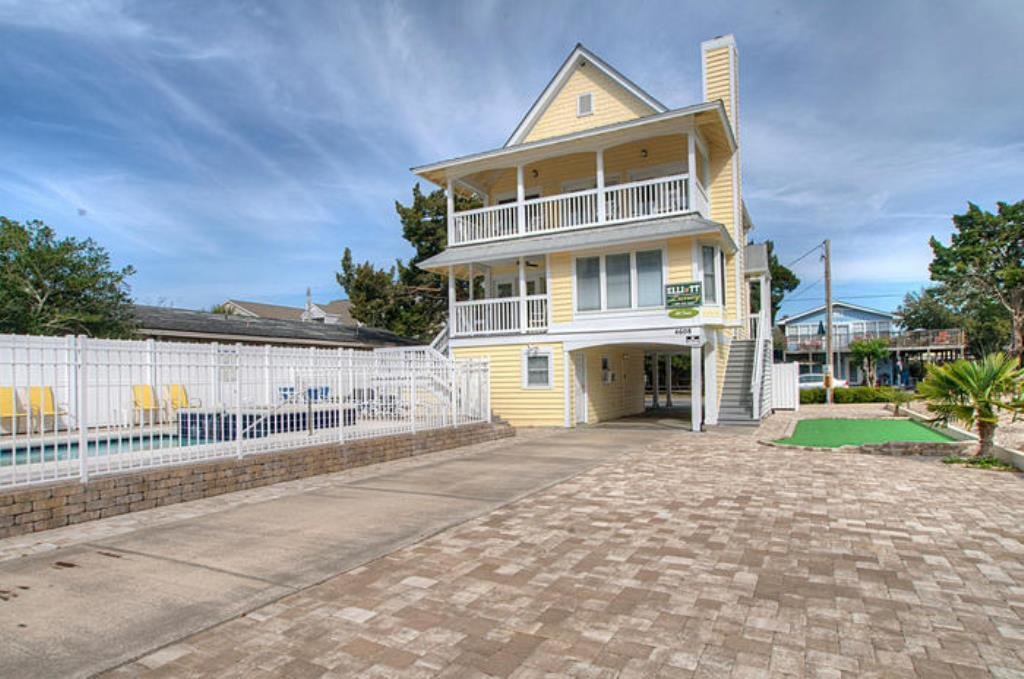 Best North Myrtle Beach South Carolina Usa Luxurious 5 Bedroom Vacation Beach House Private With Pictures