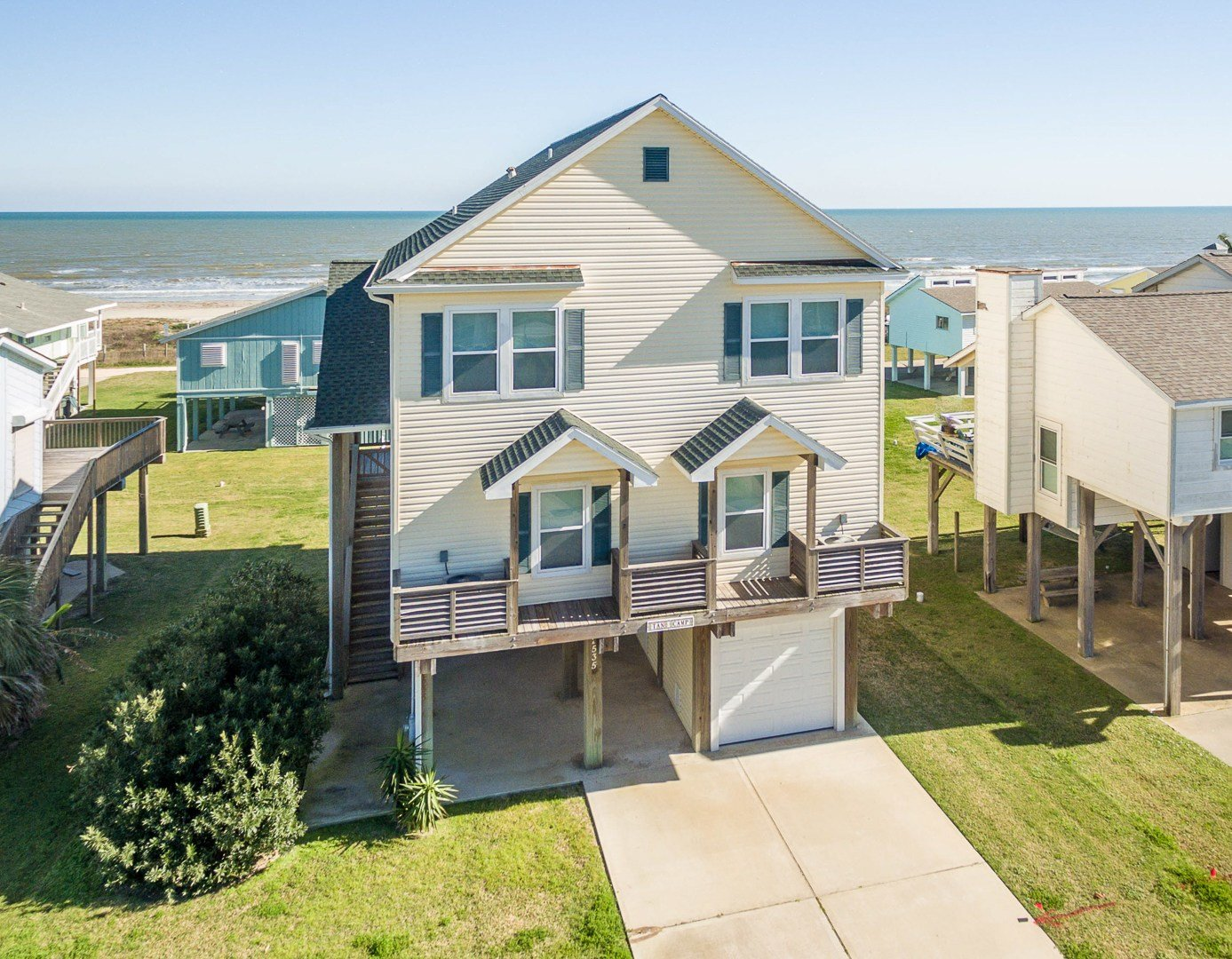 Best Galveston Island Texas Usa Spacious 4 Bedroom Luxury With Pictures