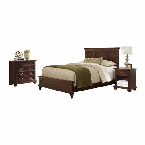 Best Home Styles Home Styles 5528 Colonial Classic Bedroom Set With Pictures
