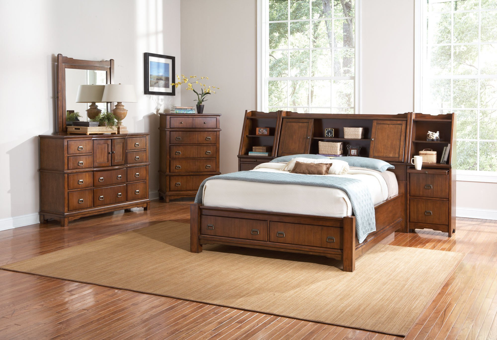 Best Mission Style Bedroom Furniture Plans With Stylish With Pictures